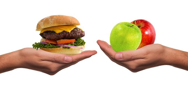 5 Simple Tips to shift Towards Healthy Food Options