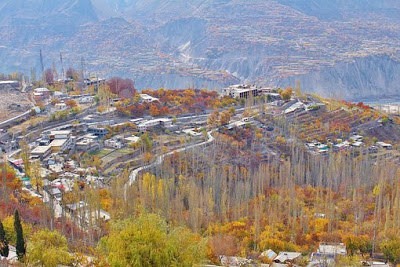 Hunza Valley - 7 Most Beautiful Places to Visit in Northern Areas of Pakistan