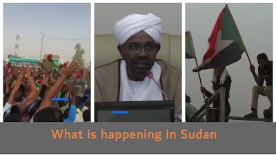 Finding The Reasons of Sudan Crises