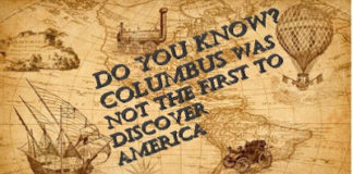 Who Discovered the America?
