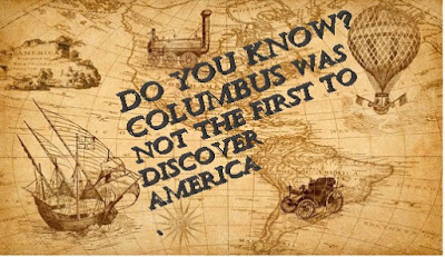 Who Discovered the America First? Really Christopher Columbus Discovered America First in 1492?