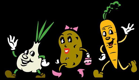 Vegetables-Essential Food Groups for Kids