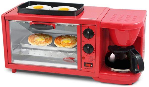What kitchen appliances do I need?