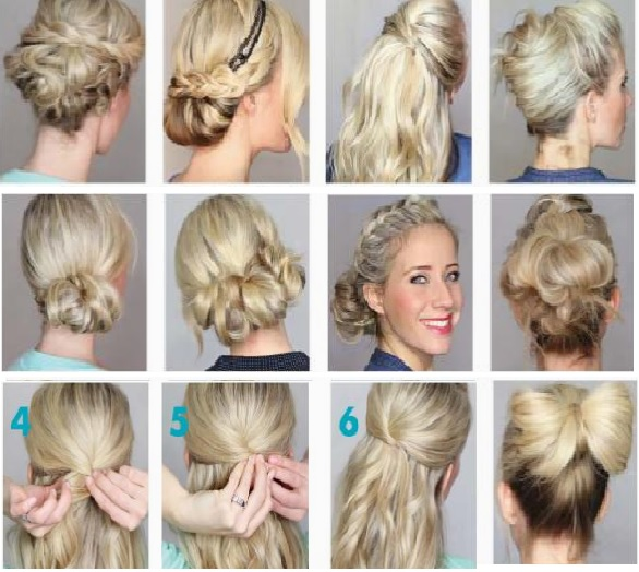 Trending Hair Styles; Best Hair Style Ideas for Women