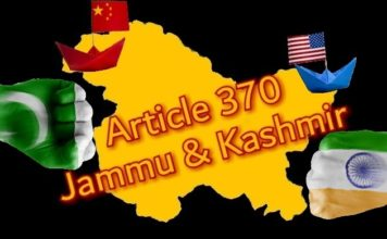 Jammu and Kashmir Article 370