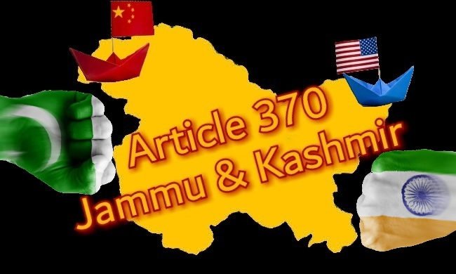Jammu and Kashmir Article 370; Game of Various Players With Multiple Interests