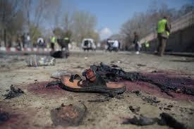 Bombing at Kabul Wedding