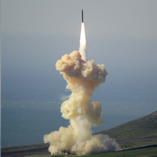 Short-Range Ballistic Missile test by North Korea