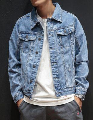 Trucker Jacket- Jacket Trends for Men-fashion trends 2020