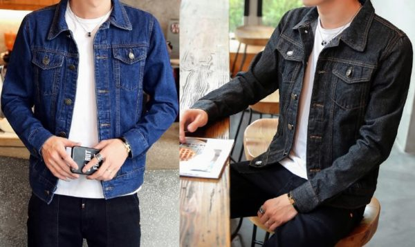 Denim Jacket- Fashion Trends 2020