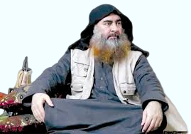 Abu Bakr Al-Baghdadi is killed