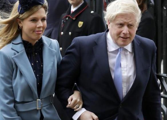 Boris Johnson Ties Another Knot
