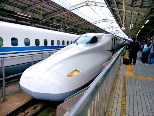 A Bullet Train is Thousands time better than saving an Atomic Bomb